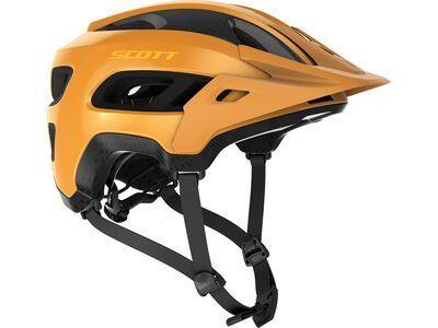 Scott Stego Helmet, fire orange - Fahrradhelm