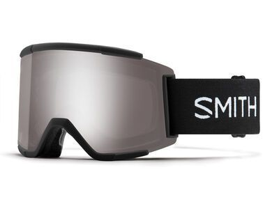 Smith Squad XL, black/Lens: cp sun platinum mir - Skibrille