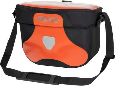 Ortlieb Ultimate Six Free 6,5 L, rust-black - Lenkertasche