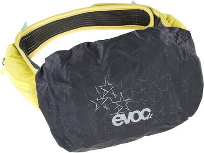 Evoc Raincover Sleeve Hip Pack M - 3-7L, black - Regenhülle