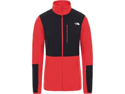 The North Face Women's Diablo Midlayer Jacket flare/tnf black