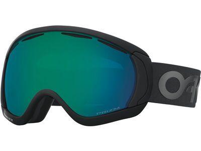 Oakley Canopy Prizm Factory Pilot Blackout, Lens: jade iridium - Skibrille