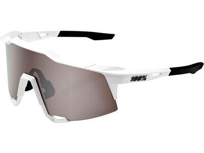 100% Speedcraft - HIPER Silver ML Mir matte white