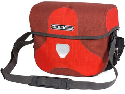 Ortlieb Ultimate Six Plus 7 L - ohne Halterung, signal red - Lenkertasche
