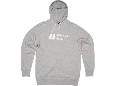 Armada Multiply Hoodie heather grey
