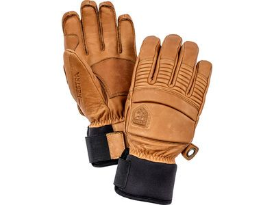 Hestra Leather Fall Line 5 Finger, kork - Skihandschuhe