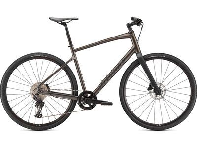 Specialized Sirrus X 4.0 2021, smoke/cool grey/black - Fitnessbike