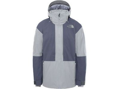 The North Face Men's Chakal Jacket, meld grey heather/vanadis grey - Skijacke