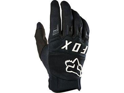 Fox Dirtpaw Glove, black/white - Fahrradhandschuhe