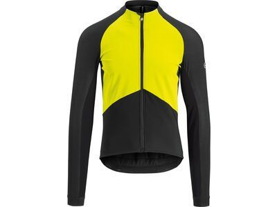 Assos Mille GT Spring Fall Jacket, fluo yellow - Radjacke