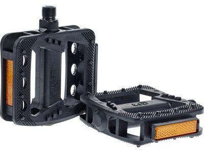 Cube RFR Pedale Flat HQP CMPT, black