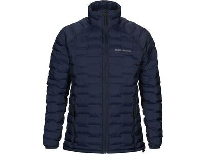 Peak Performance Argon Light Jacket, blue shadow - Thermojacke