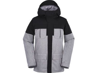 Volcom Alternate Insulated Jacket, heather grey - Snowboardjacke