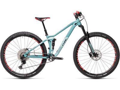 Cube Sting WS 120 Pro 29 2021, oldmint´n´blue - Mountainbike