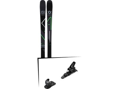 Set: Völkl Kanjo 2018 + Salomon Warden MNC 11 black