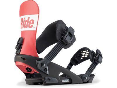 Ride Rodeo 2020, brick - Snowboardbindung