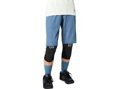 Fox Womens Flexair Lite Short No Liner matte blue