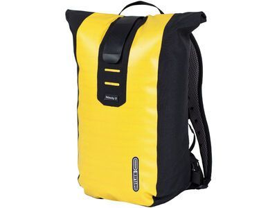 Ortlieb Velocity 17 L, yellow-black - Kuriertasche