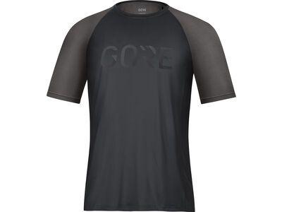 Gore Wear Devotion Shirt black/terra grey