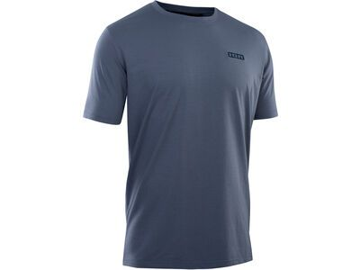 ION Tee S_Logo SS DR, storm blue