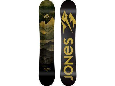 Jones Aviator Wide 2021 - Snowboard