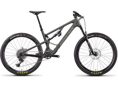 Santa Cruz 5010 CC X01 2020, grey - Mountainbike
