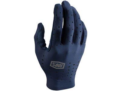 100% Sling Glove, navy - Fahrradhandschuhe