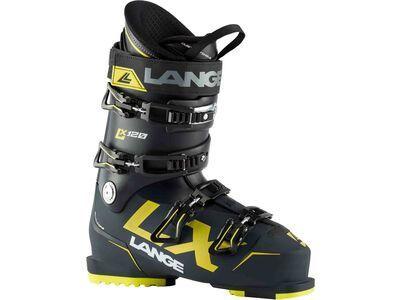 Lange LX 120 black deep blue/yellow 2021