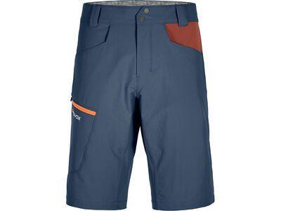 Ortovox Merino Shield Zero Pelmo Shorts M blue lake