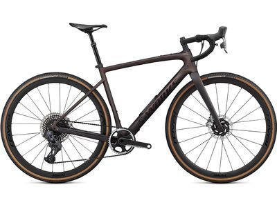 Specialized S-Works Diverge satin carbon/color run pearl/chrome/clean 2021