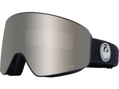 Dragon PXV inkl. WS, split/Lens: lumalens silver ion - Skibrille