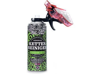 Muc-Off Chain Doc - inkl. 400 ml Bio Chain Cleaner - Reinigungsgerät