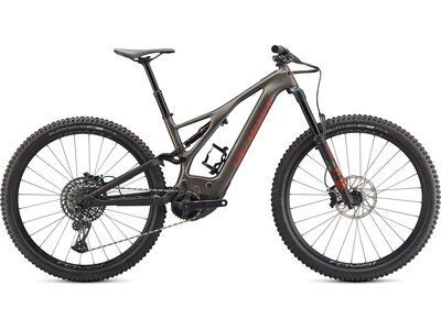 Specialized Turbo Levo Expert Carbon gunmetal/redwood/black 2021
