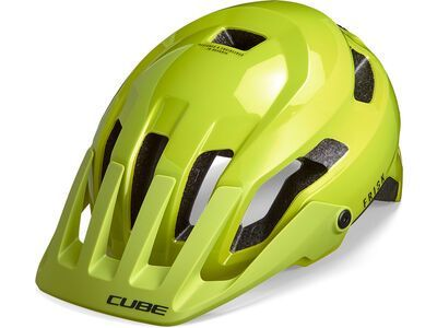 Cube Helm Frisk MIPS lime