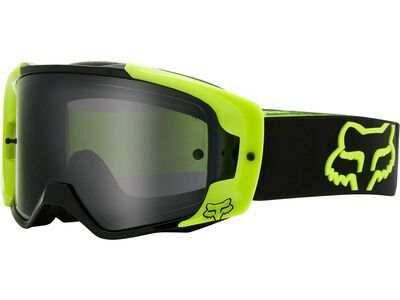 Fox Vue Stray Goggle Dark Grey Injected black/yellow