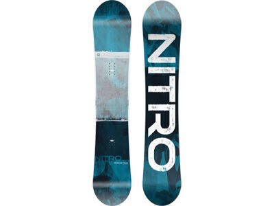 Nitro Prime Overlay 2021 - Snowboard