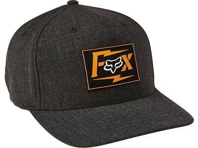 Fox Pushin Dirt Flexfit Hat black
