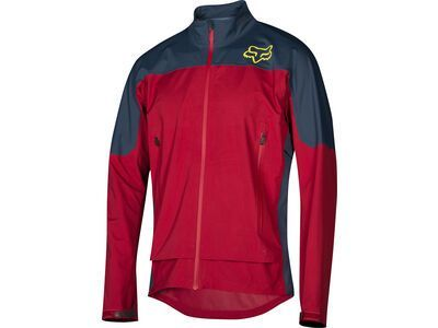 Fox Attack Water Jacket, cardinal - Radjacke