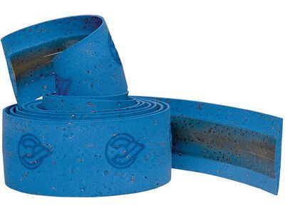 Cinelli Gel Cork Ribbon, blue - Lenkerband