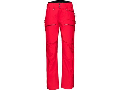 Norrona lofoten Gore-Tex Pro Pants W's, true red - Skihose