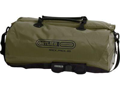Ortlieb Rack-Pack 89 L, olive - Reisetasche
