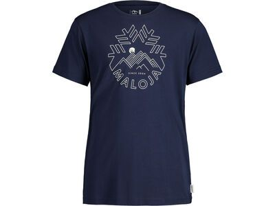 Maloja ChuzamM., night sky - T-Shirt