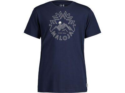 Maloja ChuzamM., night sky - T-Shirt