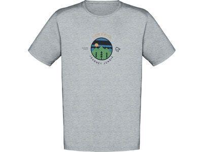 Norrona /29 cotton journey T-Shirt M's grey melange