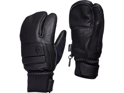 Black Diamond Spark Finger Gloves, smoke - Skihandschuhe