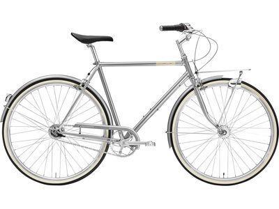 Creme Cycles Caferacer Man Doppio grey 2021