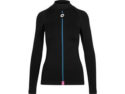 Assos Assosoires Women's Winter LS Skin Layer, blackseries - Unterhemd