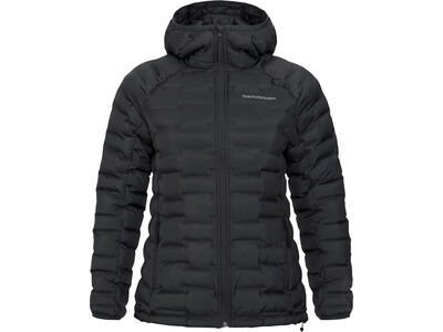 Peak Performance W Argon Light Hood Jacket, black - Thermojacke