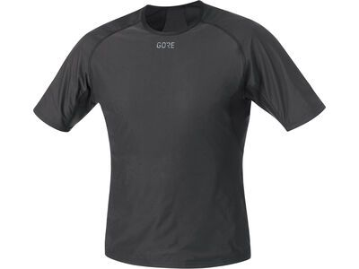 Gore Wear M Gore Windstopper Base Layer Shirt, black - Unterhemd