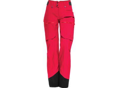 Norrona lofoten Gore-Tex Pro Pants W's, jester red - Skihose